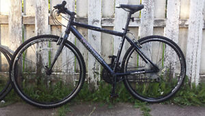Inexpensive road/hybrid bike (with two sets of tires)