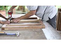 Carpentry and house internal/external development