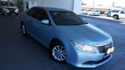 2014 Toyota Aurion GSV50R AT-X Blue 6 Speed Automatic Sedan Port Macquarie Port Macquarie City Preview