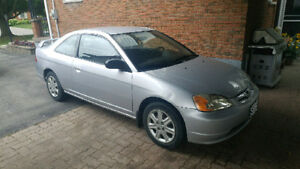 2003 Honda Civic Coupe - 600 obo