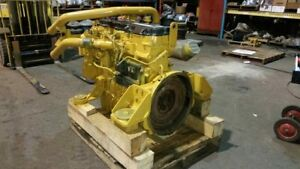 Caterpillar C9 Engine-Moteur 330DL Excavator