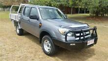 2011 Ford Ranger Automatic 4x4 Turbo Diesel Dual Cab Ute Westcourt Cairns City Preview