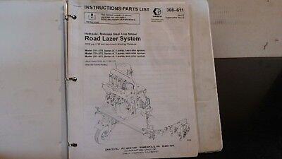 Graco Line Striper Operators Parts Manual An1