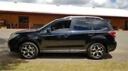 2013 Subaru Forester S4 MY14 XT Lineartronic AWD Premium Black 8 Speed Constant Variable Wagon Minchinbury Blacktown Area Preview