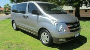 2012 Hyundai iMAX TQ-W MY13 Grey 5 Speed Automatic Wagon Welshpool Canning Area Preview