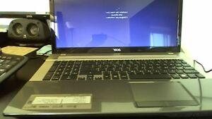 Acer Aspire V3-731-4849 Intel Pentium B960, 4GB, 500GB, 17.3in
