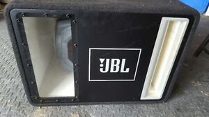 JBL GTO-1204BP 12 Inch Band-Pass Subwoofer