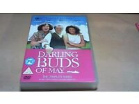 THE DARLING BUDS OF MAY-THE COMPLETE SERIES-6 DISC DVD BOX SET-TV