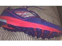 Brand new ladies trail running trainers, Karrimor, never worn, in box if wanted, UK 7