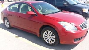 2009 Nissan Altima Sedan 4400 Etested and Cert FIRM