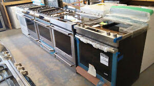 Brand Name Stoves – Liquidation Priced – We Pay the HST