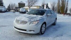 2010 Buick LaCrosse CXL AWD Accident Free,  Leather,  Heated Sea