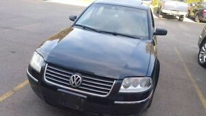 2003 Volkswagen Passat W8 4MOTION Sedan