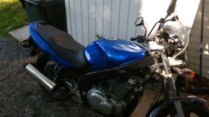 END OF SEASON DEAL - Suzuki GS500E low kms