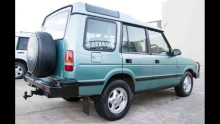 Land Rover Discovery Bargain 4X4 Diff Lcck Calamvale Brisbane South West Preview