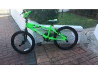 Green avigo bike for sale like brand new