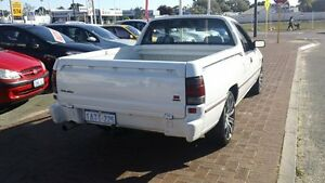 1997 Holden Commodore VS II White 4 Speed Automatic Utility Victoria Park Victoria Park Area Preview