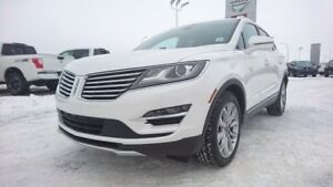 2015 Lincoln MKC AWD Navigation (GPS),  Leather,  Heated Seats,