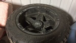 F250 Tires and Rims
