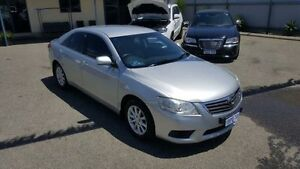 2010 Toyota Aurion GSV40R 09 Upgrade AT-X Silver Ash 6 Speed Sequential Auto Sedan Maddington Gosnells Area Preview