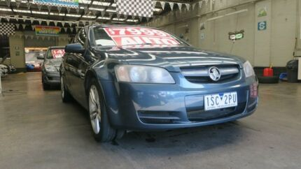 2009 Holden Commodore VE MY09.5 Omega Blue 4 Speed Automatic Sedan Mordialloc Kingston Area Preview