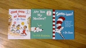 Dr.Seuss Hardcover Books.[new]