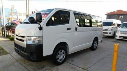 TOYOTA HIACE LWB 5 DOOR AUTOMATIC DIESEL Five Dock Canada Bay Area Preview