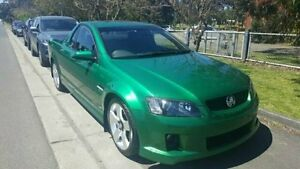 2010 Holden Ute Green Manual Utility Dandenong Greater Dandenong Preview