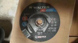 Walters - 7x1/8 All Steel Grinding Wheel - 08C707
