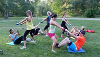 Outdoor BootCamp - Close to LRT, Downtown - Apr.13.15