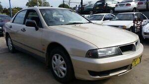 1999 Mitsubishi Magna Sedan Taree Greater Taree Area Preview
