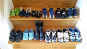 Various Toddler Boys Footwear For Sale