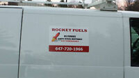 ROCKET FUELS OIL FURNACE SERVICE, REPAIR & TSSA INSPECTIONS