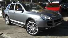 2004 Porsche Cayenne S Charcoal 6 Speed Tiptronic Wagon Homebush Strathfield Area Preview