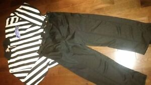 Referee/Linesman CCM jersey and CCM Pants: excellent condition