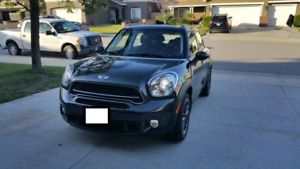 2014 mini countryman all4 s