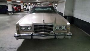 Must see. 1977 Ford LTD 4DR