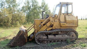 Caterpillar 955K track loader