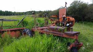 Versatile 103 swather - 2 Swathers for parts