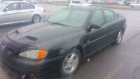 2003 Pontiac Grand Am GT1 Berline Cuir toit, GPS, bleutooth