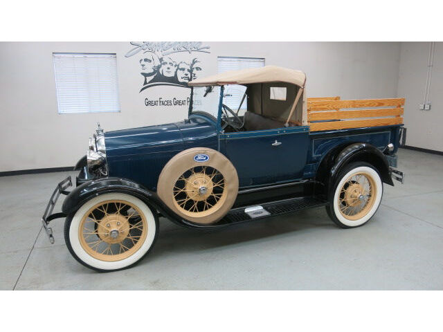 """Ford: Model A Roadster """"Gorgeous"""" !!...1929 Ford Model A Roadster Pickup restoration high gloss finish"""