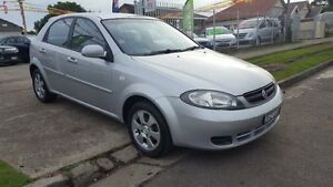 2009 Holden Viva JF MY09 Silver 4 Speed Automatic Hatchback Yagoona Bankstown Area Preview