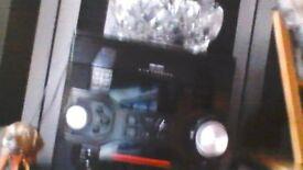 5 cd palyer and raidio