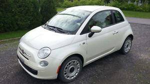 Fiat Pop 500 2012