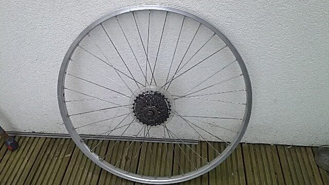 """Bycicle wheel 26"""""""