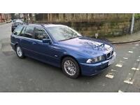 2002 02 BMW 530i SE TOURING AUTO