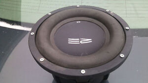 CAR SUBWOOFER RE AUDIO 10 SXX10D4