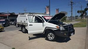 2007 Toyota Hilux KUN26R 07 Upgrade SR (4x4) 5 Speed Manual Cab Chassis Cairnlea Brimbank Area Preview