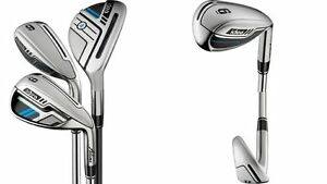 New Adams Golf Idea Hybrid Iron Set 4-5H 6-7T 8-PW RH MSRP $950