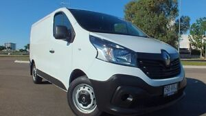 2015 Renault Trafic X82 103KW Low Roof SWB White 6 Speed Manual Van Townsville Townsville City Preview